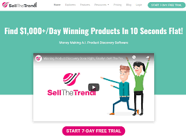 Must Have Dropshipping tool - Sell The Trend